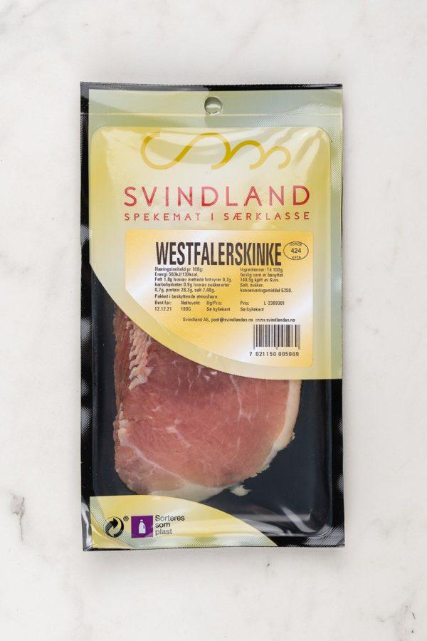 Svindland Westfalerskinke